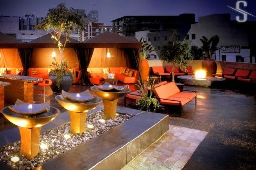 "Nightlife San Diego - Rooftop Lounges in the Gaslamp Quarter  Looking for places to go for the ""Grown & Sexy"".  Not into the club scene but still like the music and stuff."