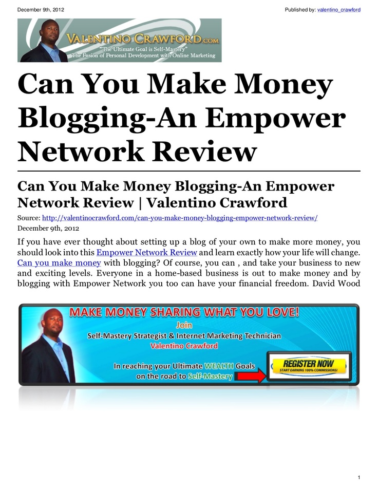 http://wanelo.com/p/3587724/blogging-with-john-chow-get-the-inside-of-blogging-secrets - Release your inner badass! Learn how to market effectively while building a residual income. We make 100% commisions here. No Wussys Allowed!!!  http://www.weirdmarketingtips.com/company.php?id=iamempoweredru