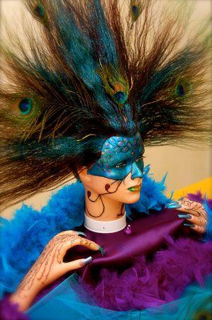 Fantasy Hair | NMJC Cosmetology Show Winners Announced photo