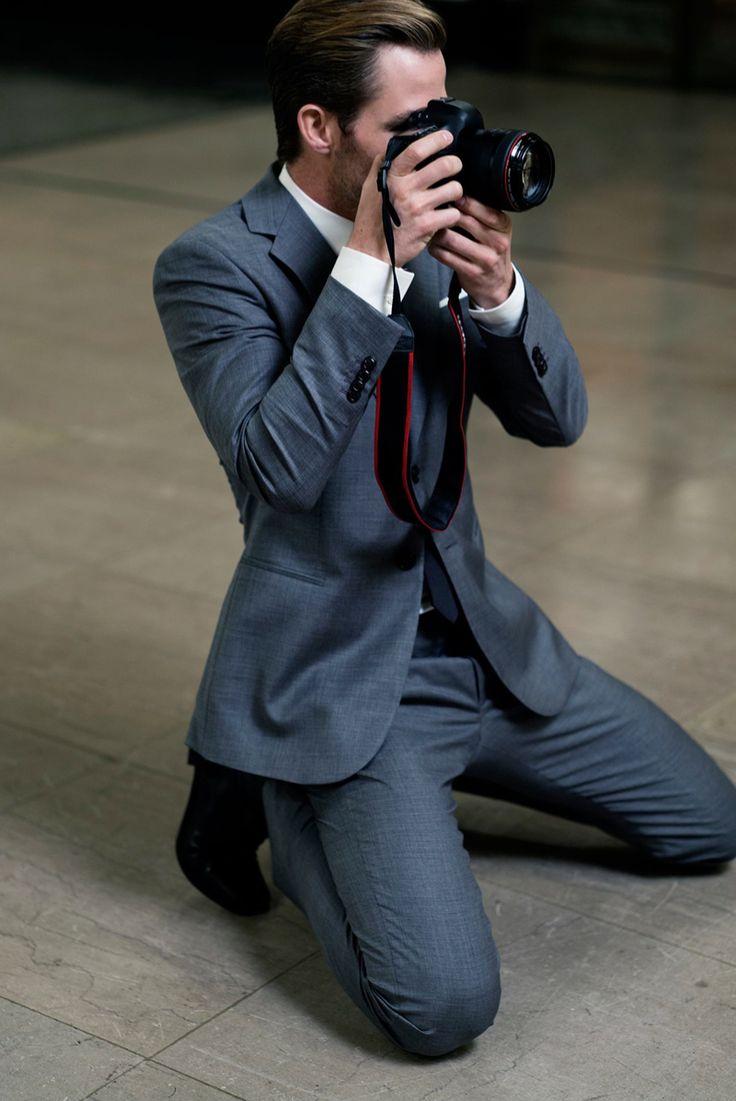 Chris Pine Behind the Scenes of Armani Code Campaign Shoot image chris pine armani code photo 005