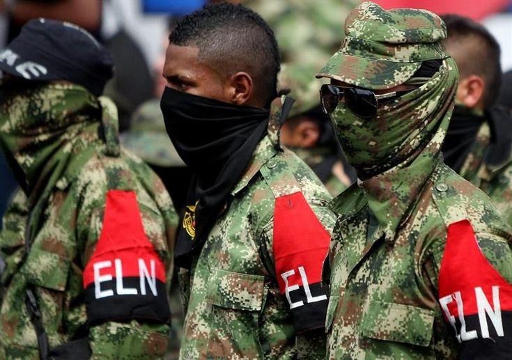 Identifican a un líder del ELN muerto en 2017 en un combate en la frontera con Ecuador