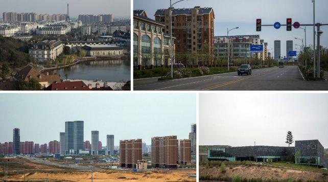 Китайские города-призраки: архитектурные провалы или часть грандиозного плана? #лайфхаки #технологии #вдохновение #приложения #рецепты #видео #спорт #стиль_жизни #лайфстайл