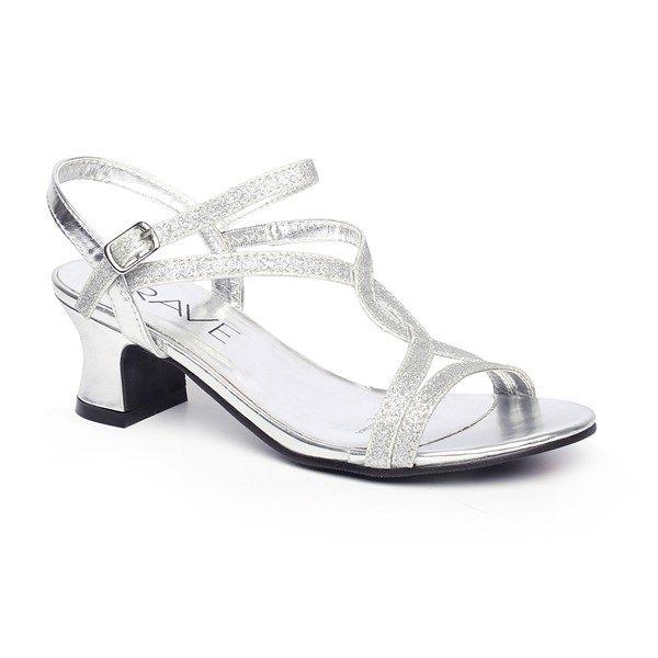 Girls' Diamond Dress Sandal - $34.99