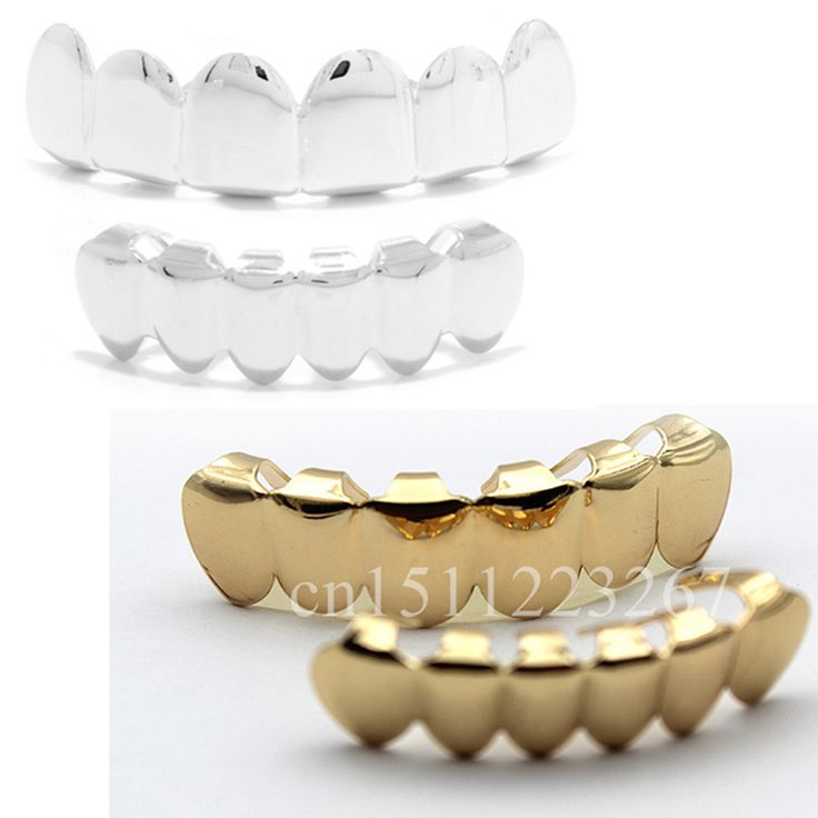 REAL SHINY! 2pcs REAL GOLD PLATED HIPHOP TEETH GRILLZ TOP & BOTTOM GRILL SET Bling Mouth Silver Custom Teeth Caps Hip Hop Grills♦️ SMS - F A S H I O N 💢👉🏿 http://www.sms.hr/products/real-shiny-2pcs-real-gold-plated-hiphop-teeth-grillz-top-bottom-grill-set-bling-mouth-silver-custom-teeth-caps-hip-hop-grills/ US $14.95