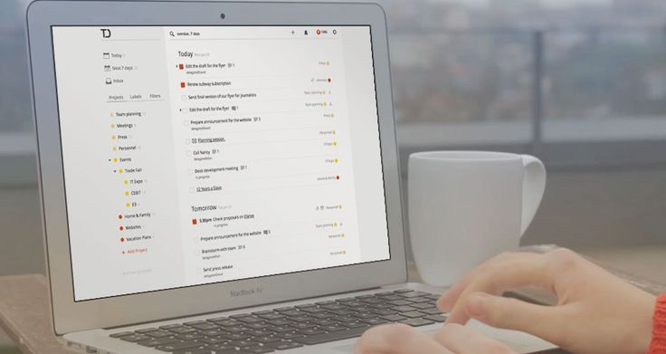 The best free Mac to-do list and task list app: Todoist