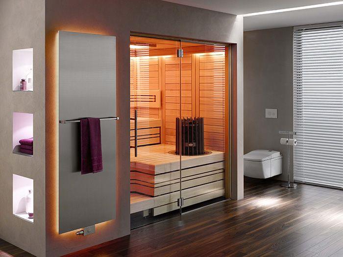 9 best les saunas sur mesure images on pinterest saunas. Black Bedroom Furniture Sets. Home Design Ideas