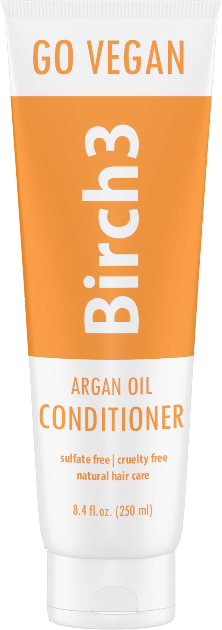 Argan Oil Vegan Conditioner