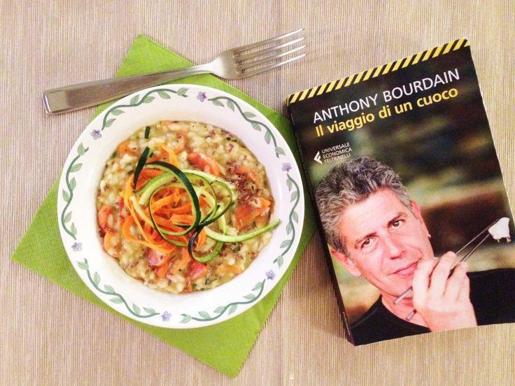 LibriQuote | Il viaggio di un cuoco | Anthony Bourdain    #AnthonyBourdain #leggere #viaggi #travel #chef #foodie #TalesFromTheFood