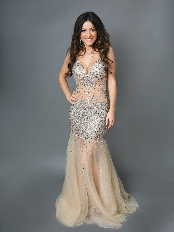 Robe de soiree jovani occasion