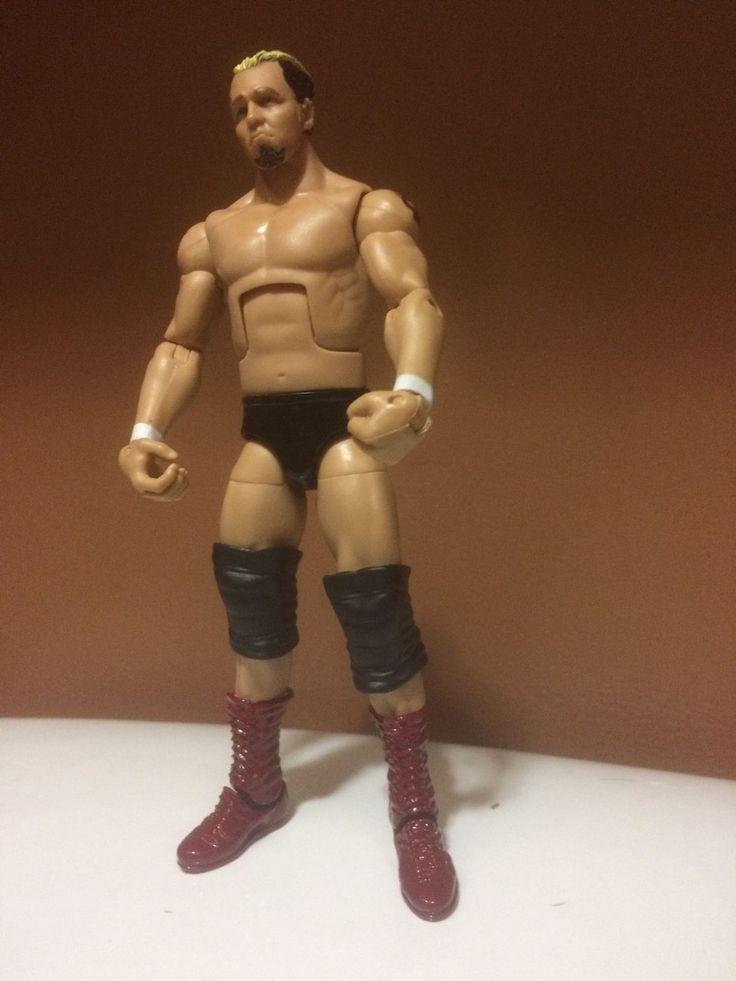 Wwe Mattel Elite James Ellsworth Custom Figure Http