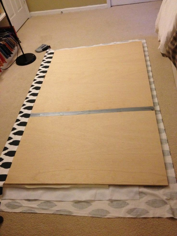 How To Make An Diy Upholstered Headboard Step By Step