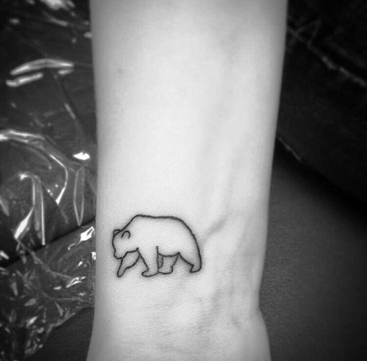 Bär Tattoos-Ideen Für Männer Und Frauen