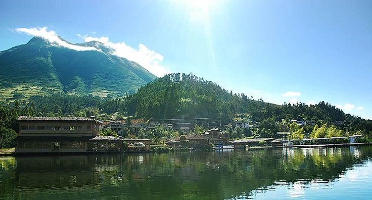 Cabanas del Lago, Otavalo, Ecuador