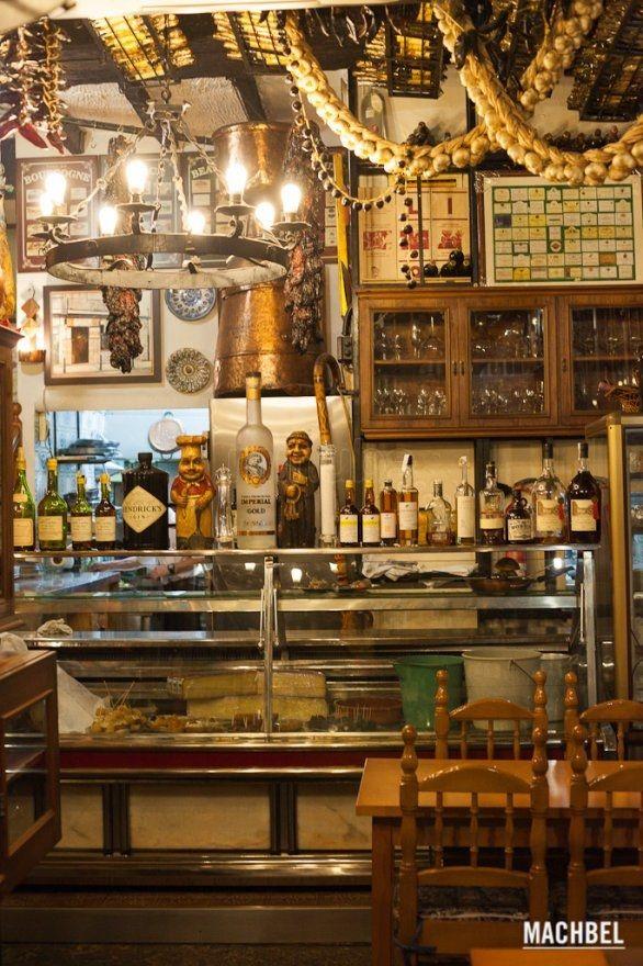Restaurante Cigaleña, Bodega #Santander  #Cantabria #Spain