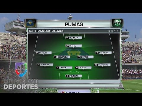 #newadsense20 Estas son las alineaciones del Pumas vs. Chivas - http://freebitcoins2017.com/estas-son-las-alineaciones-del-pumas-vs-chivas/