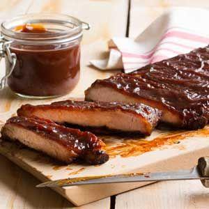Recipe: Cherry Cola Pork Ribs