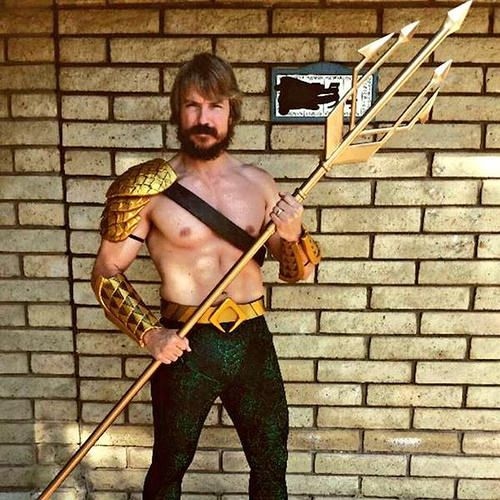 San Diego Comic-Con 2015 Cosplay - Aquaman