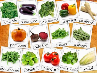 December: groente kalender