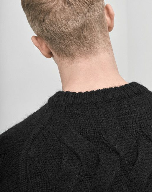 Chunky Cable Knit - Gifts for Him - Shop Man - Filippa K