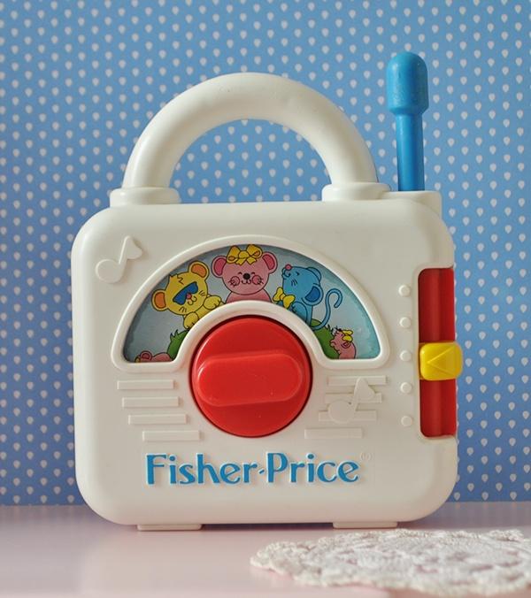 boite musique radio fisher price vintage jouets pinterest radios musique et fisher price. Black Bedroom Furniture Sets. Home Design Ideas