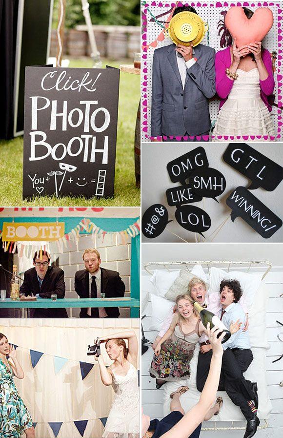Mejores 9 im genes de photobooth en pinterest bodas - Ideas divertidas para fiestas ...