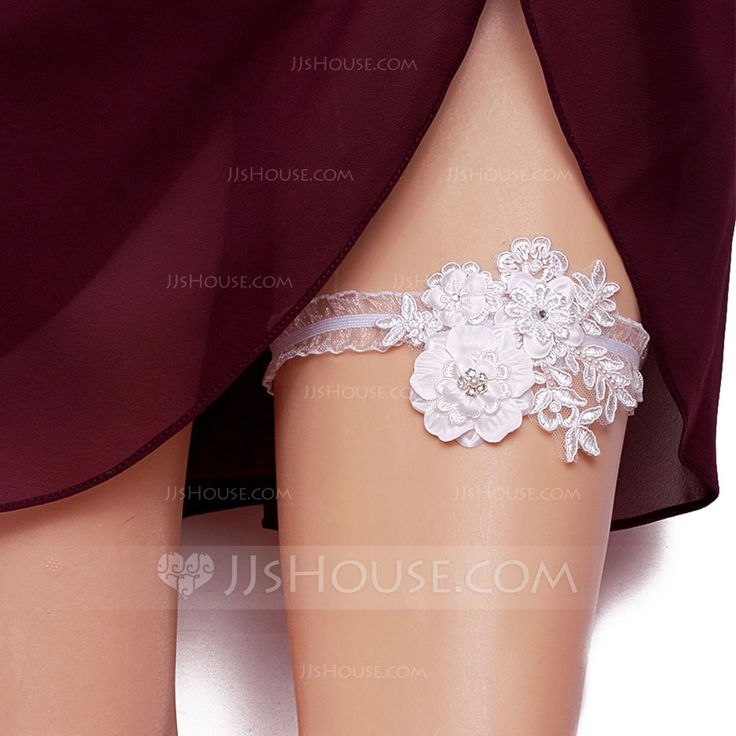 Lovely Wedding Garters (104063673) - JJsHouse