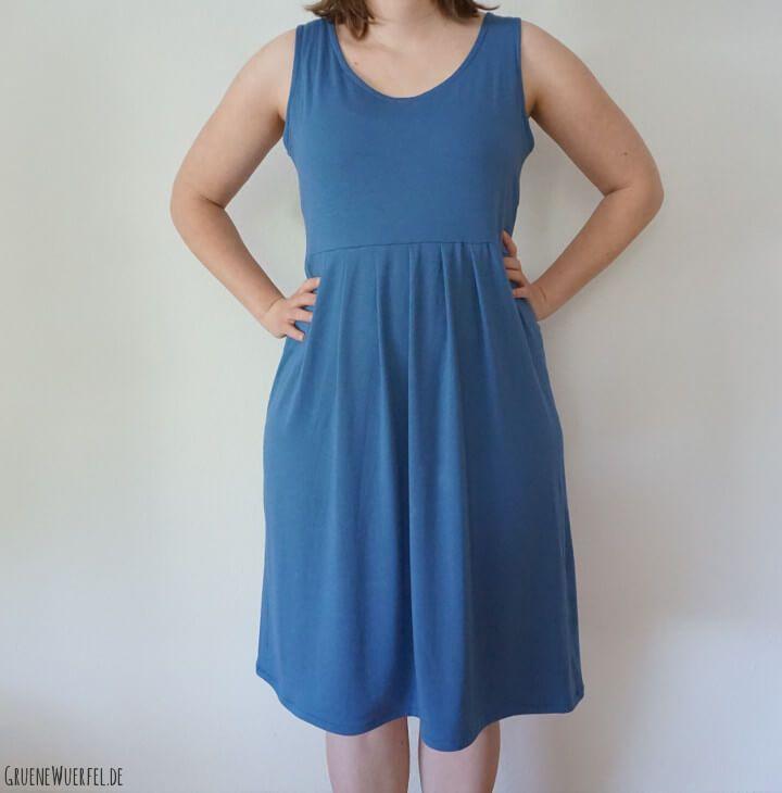 Mein blaues Sommerkleid :)