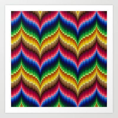 Quilt Patterns Bargello Designs Bargello Impression 1