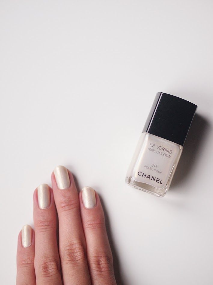 Chanel Pearl Drop / Minna Rosé blog   http://minna-rose.blogspot.fi
