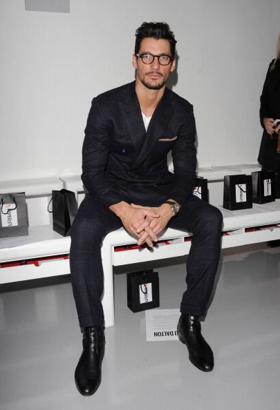 source: twitter @David Gandy FR: David Gandy at the Lou Dalton Show - january 6, 2014 LC:M
