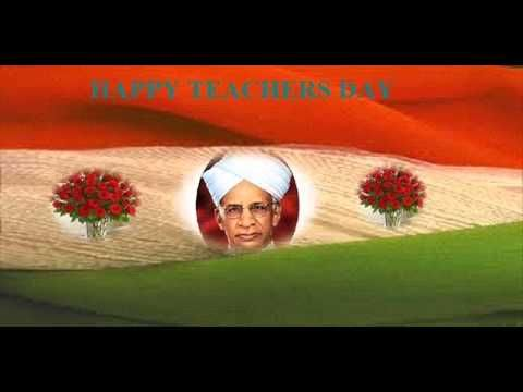 Teachers day - India celebrates Teachers Day in memory of Dr. Sarvepalli Radhakrishnan's whose birthday falls on September 5, 1888. He was a renowned, academic philosopher and India's Second President. Dr. Radhakrishnan was a strong supporter of education. Instead of celebrating his birthday separately he requested to observe the day as Teachers' Day to give honor to all the Teachers in India. Happy Teachers day wishes from goosedeals.com  Visit: http://www.goosedeals.com/  Click here for…