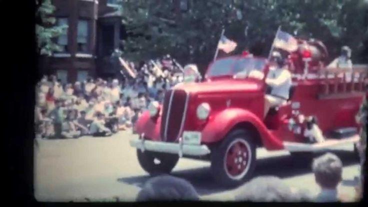 JULY 1971, BARNUM FESTIVAL & PARADE BRIDGEPORT, CONNECTICUT