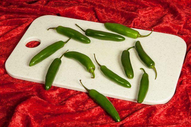 How to Roast & Freeze Habanero and Serrano Peppers