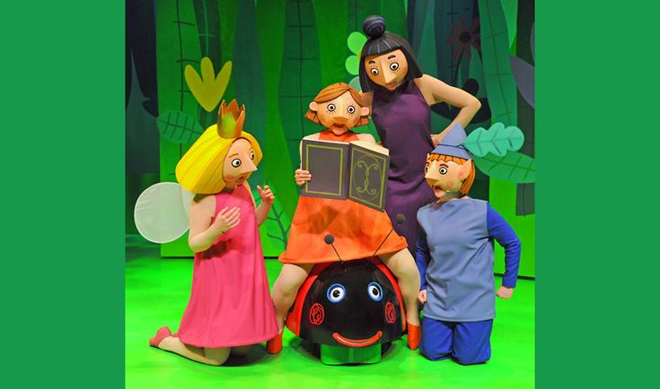 Ben and Holly's Little Kingdom Live - Review
