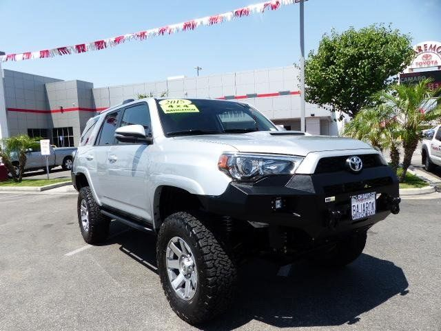 Cars for Sale: Used 2015 Toyota 4Runner Trail Premium for sale in CLAREMONT, CA 91711: Sport Utility Details - 460549003 - Autotrader