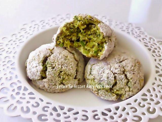 yetur'la lezzet kareleri: mado pastahane'sinin antep fıstıklı koko kurabiyesi