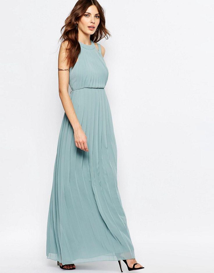 Bcbgeneration slit maxi dress