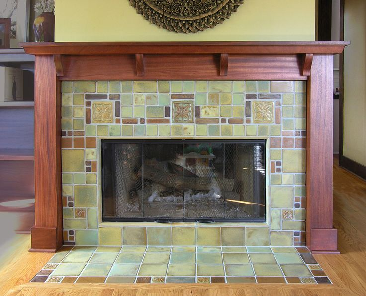 156 best Tiled Fireplaces/Tiled fireplace surrounds/firepace tile ...