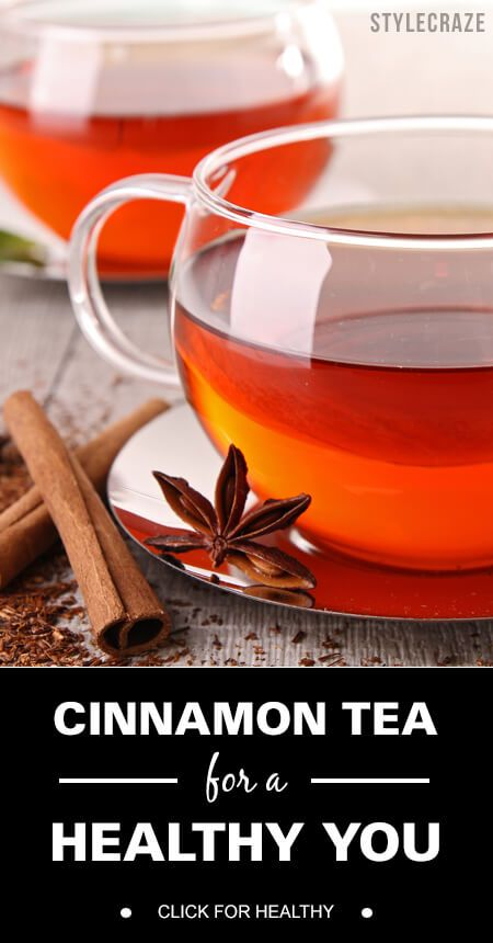 Do you love cinnamon and the sweet-and-spicy flavor it adds to every dish? Well, have you ever tasted Cinnamon Tea? This post let's you know the wonderful benefits
