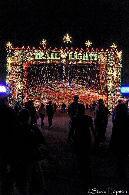 Trail Of Lights Austin TX
