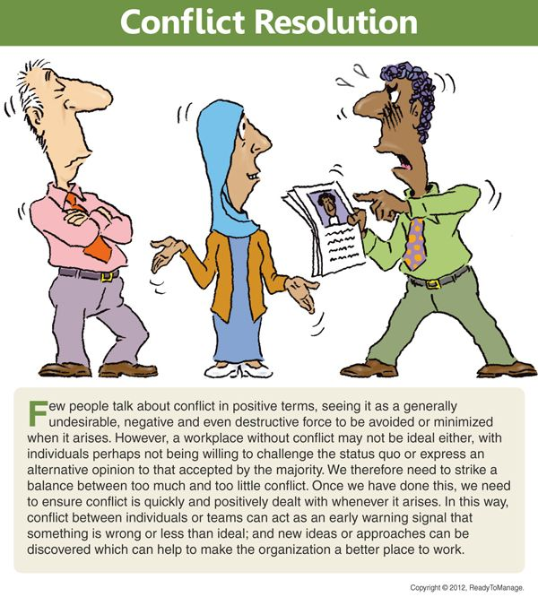 an overview of the conflict resolution theory Conflict theory has both modern and classical roots most recently, it developed in the late twentieth century in response.