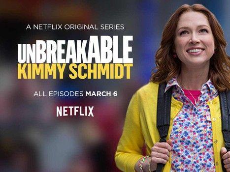 New on Netflix: 'Unbreakable Kimmy Schmidt' highlights the week