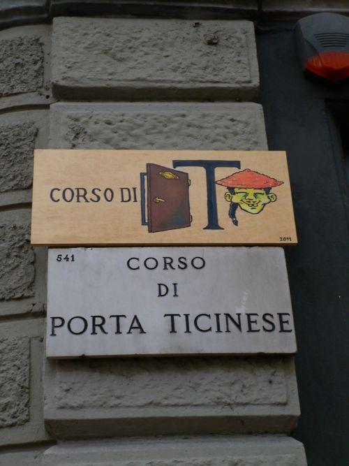 Corso di Porta Ticinese   Milano