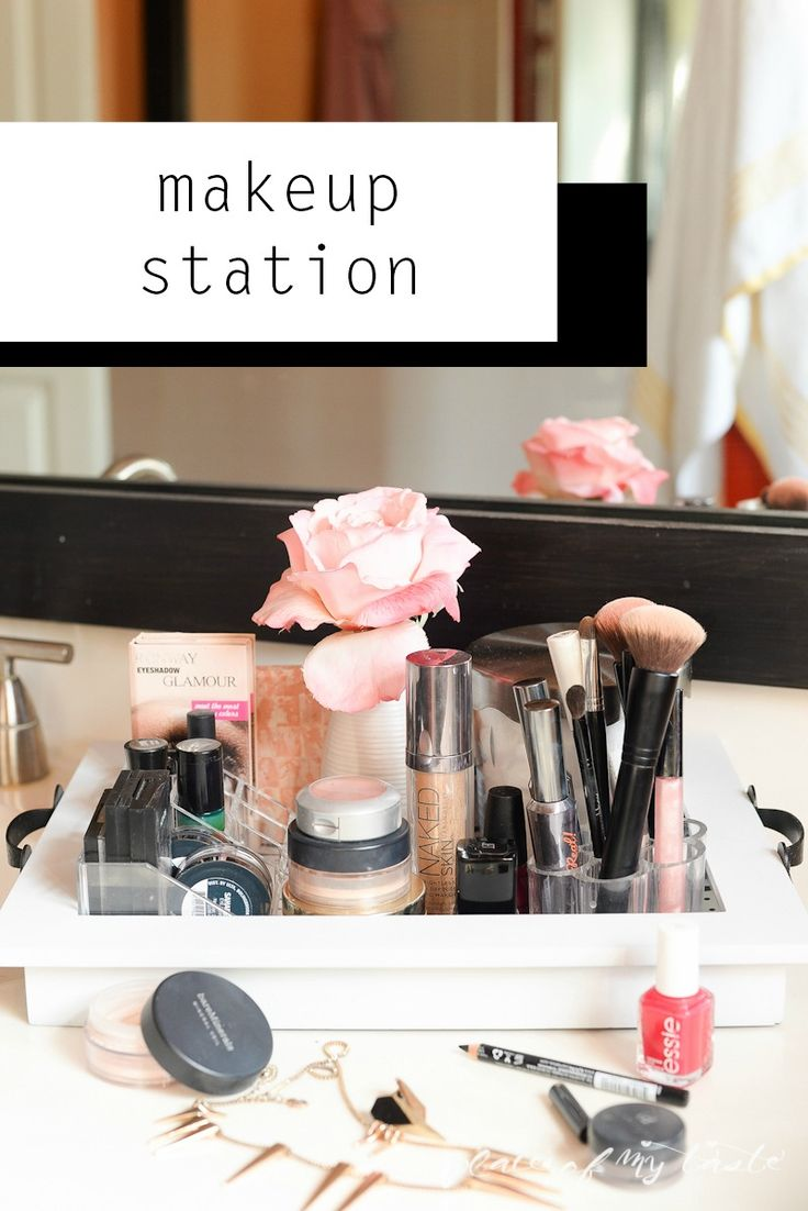 40 best ✜ Cosmetics Organization images on Pinterest | Makeup ...