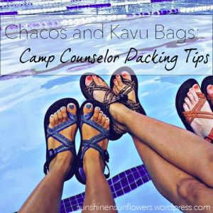 The lowdown on what to pack for the college-age camp counselor.