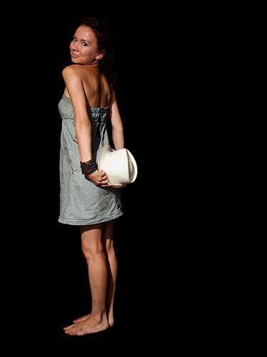 Yana, Syktyvkar #Russia Object: White hat 05/07/10- 07/07/10