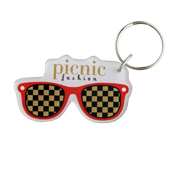 picnic fashion signature stylish keychain - photo by Eric Roth #CapeCodChristmas