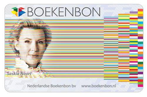 Saskia Noort op de Spannende Boekenbon. De Spannende Boekenbon ligt vanaf 19 mei bij ruim 5.000 boekhandels, winkelketens en webshops.