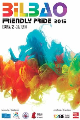 Bilbao celebra la primera edición de su Día del Orgullo Gay El Bilbao Pride 2015 dinamizará las calles y 60 establecimientos desde el jueves 25 de junio hasta el domingo 28 con el fin de posicionar la capital vizcaína como ciudad 'friendly' El Correo, 2015-06-24 http://www.elcorreo.com/bizkaia/201506/24/bilbao-celebra-primera-edicion-20150624151519.html