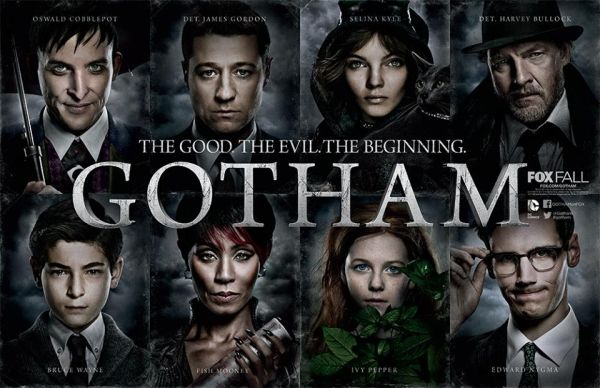 "Random Reviews from the Mind of a Mad Person: Gotham ""Pilot"""